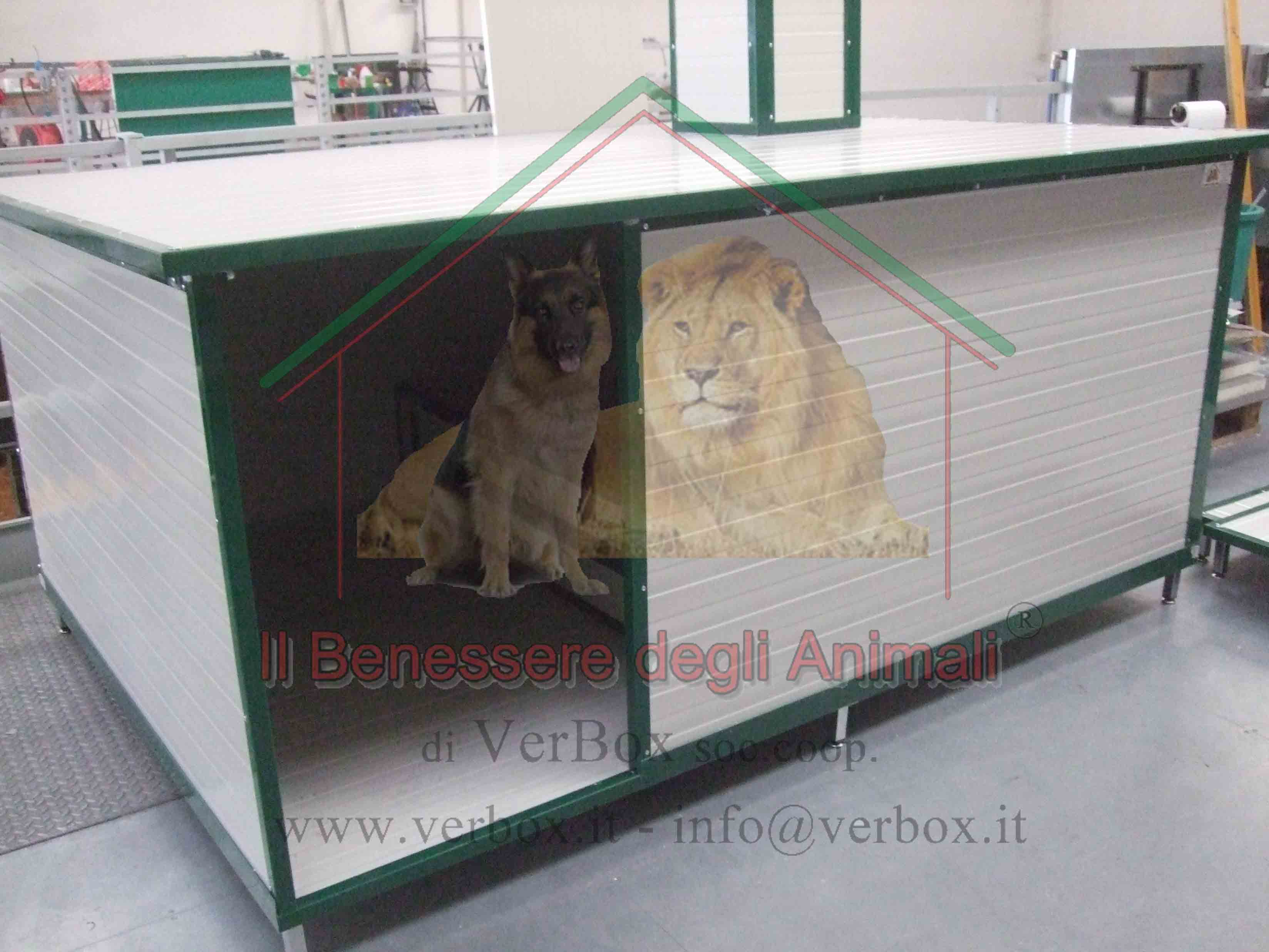 Sala Parto Per Cani : Cucce sala parto verbox